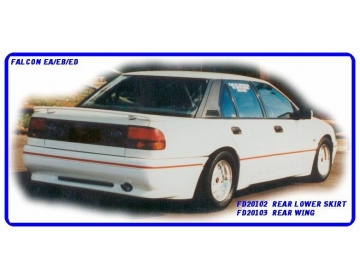 Ford Falcon EA/B/D 1988-1994