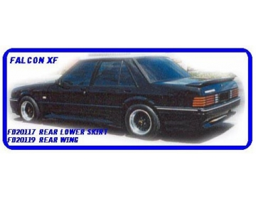 Ford Falcon XD/E/F 1980-1988