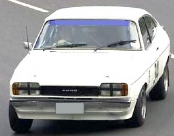 Ford Capri 1976-1980
