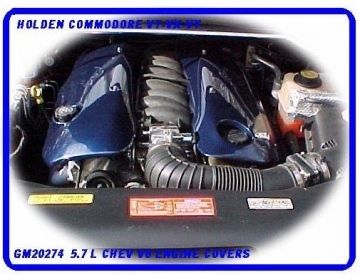 Holden Commodore VY 2002-2004