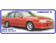 Holden Commodore VL 1986-1988
