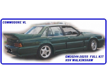 Holden Commodore VL Walkins 1986-1988