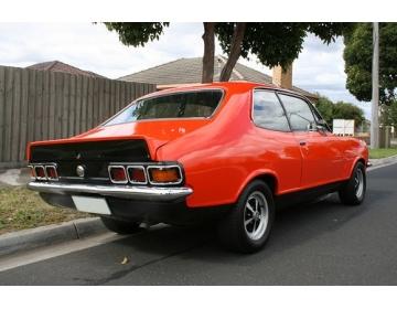 Holden Torana LC/LJ 1972-1975