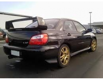 Subaru Impreza GD 2000-2001