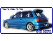 Toyota Starlet EP80 1990-1996